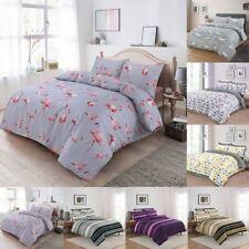 Soft Comfortable Katie Flamingo Li Corn Copenhagen Print Duvet Cover Bedding Set