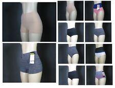 Women High Waist Body Shaper Brief Underwear Tummy Control Hi-Waist Boyshorts