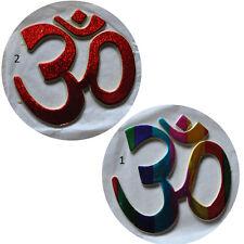 Om Aum Aufkleber goa psy hippie sticker indien India inde yoga meditation