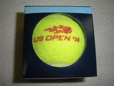 2014 US Open Match-Used Men's and Women's Tennis Balls - USTA Serves