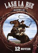 Lash La Rue: 12 Movies (DVD, 2013, 2-Disc Set)