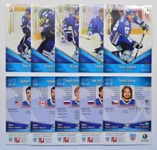 2011-12 KHL Barys Astana GOLD Pick a Player Card