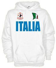 Felpa con cappuccio Supporters hoodie KT33 Tifosi Italia calcio football fans