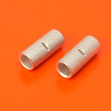 Non Insulated Copper Tube Butt Connectors Terminal Crimp Wire Size 27mm²-43mm²