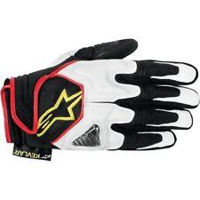Alpinestars Scheme Motorbike Motorcycle Gloves Touring Racing Fluorescent XXL