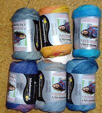 Batiko Sun Bändchengarn Wolle 100 g Schachenmayr Baumwolle Polyester