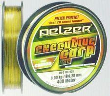 Pelzer Executive Carp Line Monofile Schnur verschiedene Farben und Längen