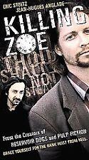 Killing Zoe (VHS, 1995)