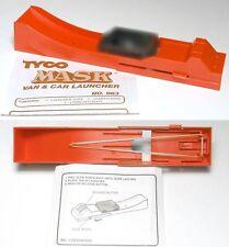 1988 TYCO MASK Van & Car Launcher; Train Set 7410 #963