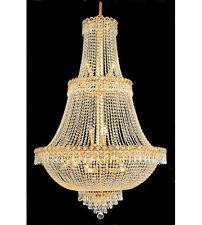 Palace Empire 17 Light Crystal Chandelier Light  - Gold Precio Mayorista