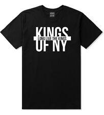 Kings of NY Long Live The King T-Shirt NYC New York Brooklyn Rock Streetwear JFK