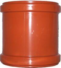 KG Rohr Überschiebmuffe Muffe DN 110 - 125 - 160 - 200 - 250 - 315 Kanalrohr