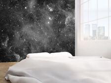 Estrellas Galaxia Abstracto Espacio Negro y Blanco