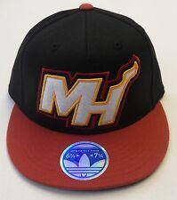 22d172af adidas Miami Heat NBA Fan Cap, Hats for sale | eBay