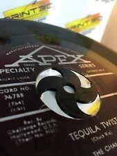 Ninja star 45 rpm adapter lp vinyl record insert spindle Shuriken throwing