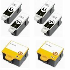 10 XL Ink Cartridges for Kodak ESP 3 5 7 9 3250 5210 5250 6150 9250