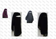 ISLAM-ABAYA-NIQAB- KORAN-Kopftuch - Hijab- Khimar- Schlauch Bone Untertuch Amira