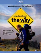 The Way (Blu-ray Disc, 2012)  Martin Sheen, Emilio Estevez  BRAND NEW