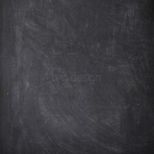 Tafelfolie Kreidefolie Wandtafel Selbstklebend Schwarz Matt in 100cm (5,00€/m²)