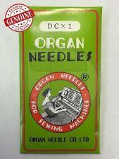 Organ DCx1 Needles Size