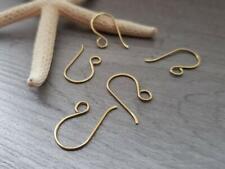 d4e562b1c Brass French Earwire/Earring Hook Earring Findings for sale | eBay