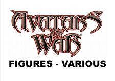 Avatars of War-Figuras-Varios