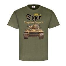 Carri ARMATI CARRO LOTTA carri armati Tiger vi SERBATOIO LEGGENDA GERMANIA Division #21345