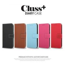 Samsung Galaxy Note 4 N910 Cluss Plus Diary Case Wallet Flip Case w/ Card Slot