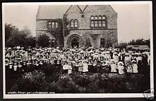 Shelley nr Skelmanthorpe & Kirkburton.School Feast 1907
