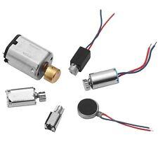 Mini Vibrationsmotor Unwucht Motor Miniatur Rüttelmotor kleiner Elektromotor