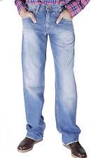 Tommy Hilfiger Denim Comfort Jeans Hose Blau Herren W29 L34, W29 L36