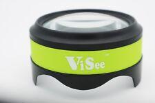 ViSee LM-20 Rechargeable LED Handheld Desktop Magnifier