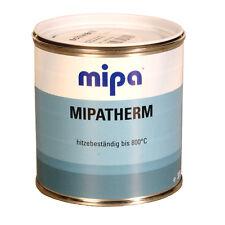 Hitzefester Lack schwarz Mipa Mipatherm Thermolack hitzebeständig bis 800°C