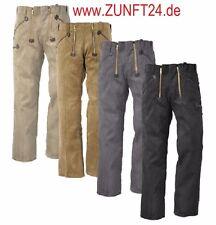 Zunfthose - Trenkercord 400/04 FHB mit Schlag,-Arbeitshose-Zimmermann-Hose
