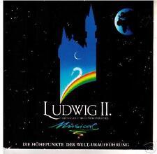 Ludwig II, 2 - 2000 Musical German Cast CD