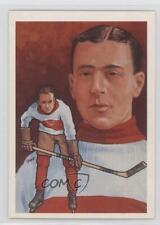 1987 Cartophilium Hockey Hall of Fame #172 JH (Jimmy) Gardner Montreal Wanderers