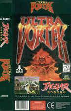 Display Box Atari Ultra Vortex Game Jaguar New