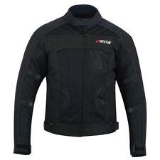 *Motorrad Jacke Limitless Herren Kombi Textil Jacke Schwarz Biker Sommer Jacke*