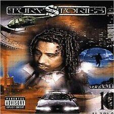 TURF STORIES CD DMX LUNIZ DRU DOWN D762