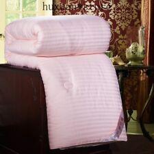 100%Mulberry Silk Comforter Chinese Silk Fiber Quilt 100% Cotton Jacquard Fabric