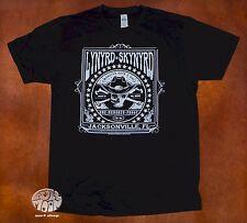 New Lynyrd Skynyrd 100-Proof Classic Rock Vintage Mens T-Shirt