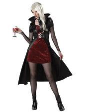 Déguisement vampire femme rouge Halloween Cod.270802
