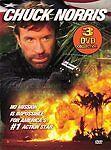 The President's Man 1&2, Logan's War-Chuck Norris (DVD, 2005, 3-Disc Set)