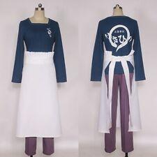 Food Wars! Shokugeki no Soma Soma Yukihira Cosplay Costumes Set Unisex