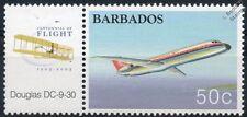 McDonnell Douglas DC-9-30 Airliner Aircraft Stamp (2003 Centennial of Flight)