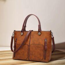Women Handbag Leather Shoulder Bags Tote Purse Messenger Satchel Cross Body Bag