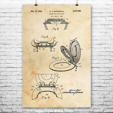 Toilet Seat & Cover Poster Art Print Toilet Poster Plumbing Poster Plumber Gift