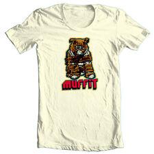 Battlestar Galactica MUFFIT T shirt Originial TV series 70's 80's graphic tee