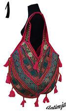 Tasche Bestickte Indisch Flower Power Umhängetasche Hippie Festival India Bag