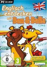 ENGLISCH ENTDECKEN MIT BEN & BELLA - Spielend Englisch lernen für Vorschulkinder